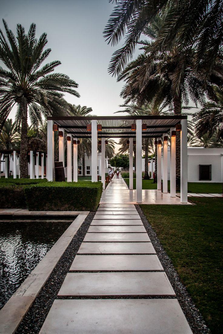 The Chedi Hotel, Muscat, Oman