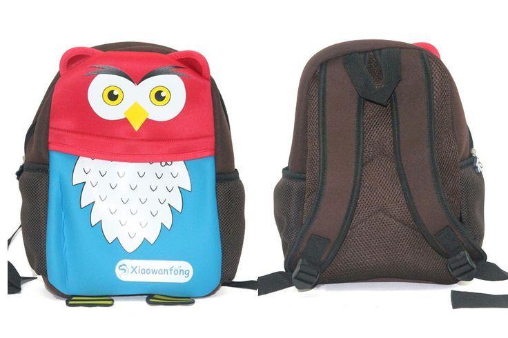 School Bag Owl Rp 110.000