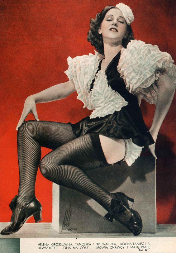 Helena Grossówna, 1936.