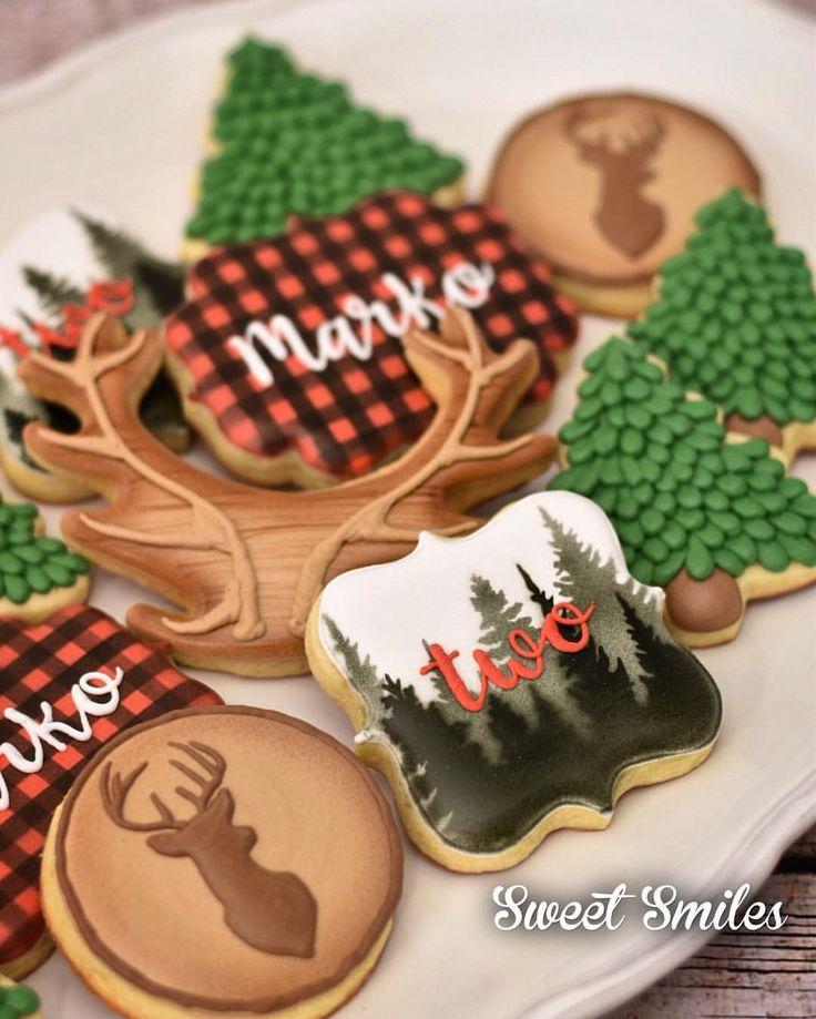 Best 25 Lumberjack Cake Ideas On Pinterest Camp
