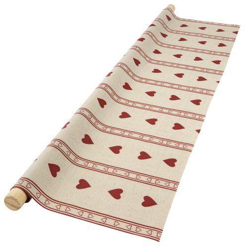 Tekstilvoksduk MUSPELHEIM 135cm | JYSK