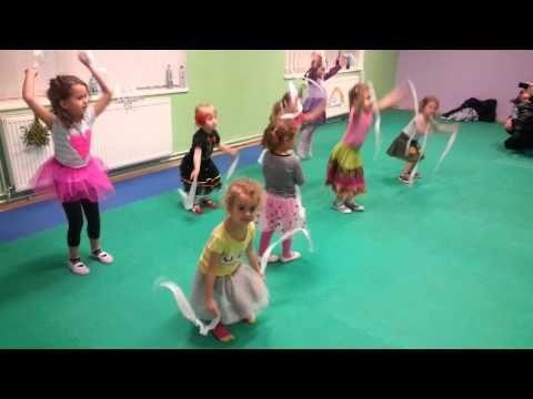 ▶ Tanečky děti 3-5let - YouTube