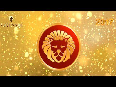 Jahreshoroskop 2017 Löwe