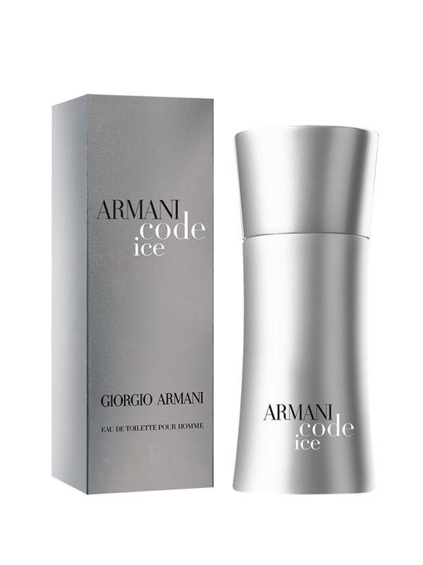 ARMANI CODE ICE BY GIORGIO ARMANI FOR MEN