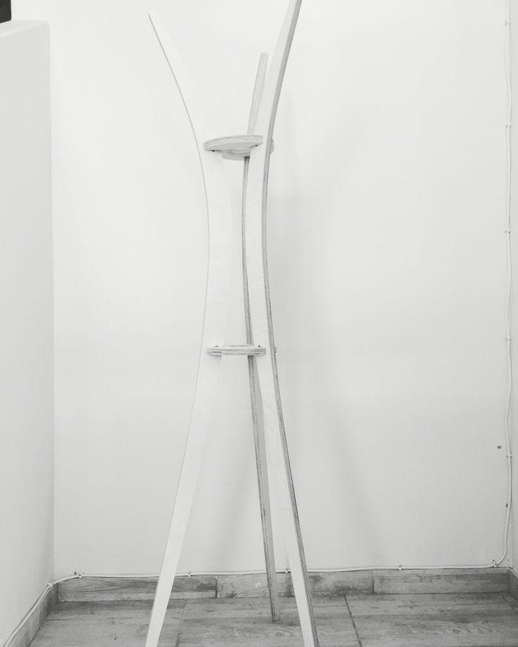 minima coat stand