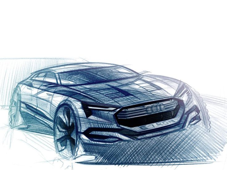 Outstanding Car Sketch Site Crest - Electrical Circuit Diagram Ideas ...