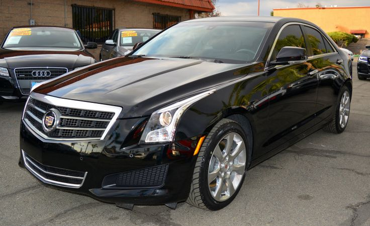 2013 Cadillac ATS Luxury  for Sale in Montclair, CA - Picture #3
