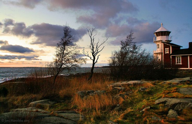 Kallo Lighthouse, Pori - Finland by Joni Mansikka on 500px