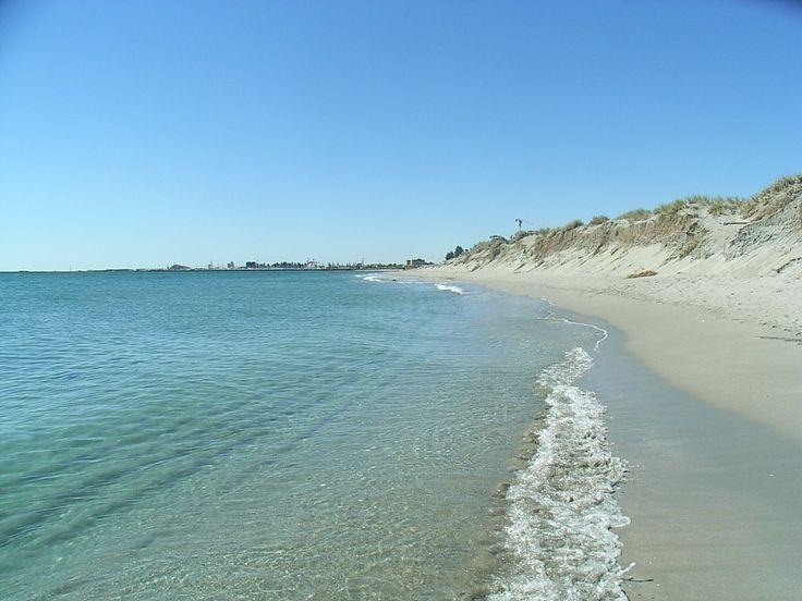 Beach near Fremantle, WA