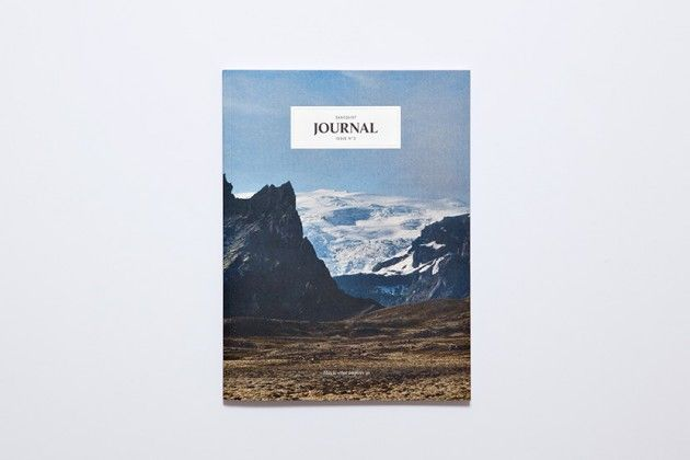 Sandqvist Journal - A Look Inside Issue No.3 • Selectism