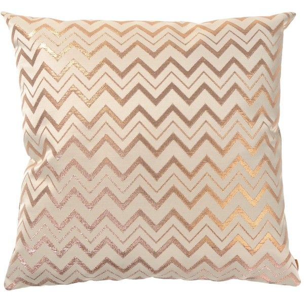 MISSONI HOME LEEKA Pillow (1,340 CNY) found on Polyvore