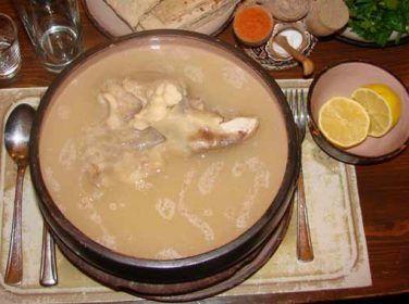Paça Çorbası Nasıl Yapılır?