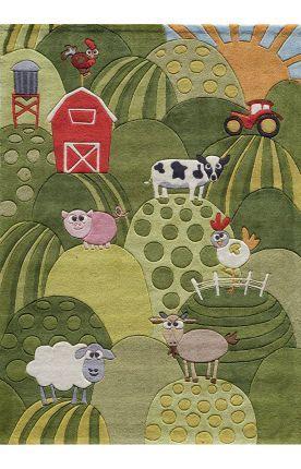 Momeni Lil Mo Whimsy LMJ 11 Grass Rug