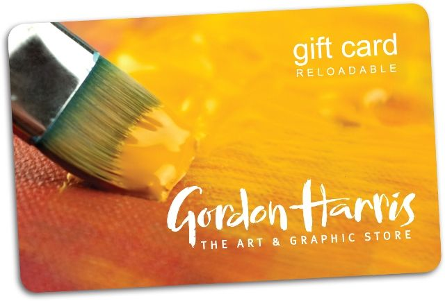 GIFT CARD $20 (TWENTY DOLLARS) at Gordon Harris Ltd