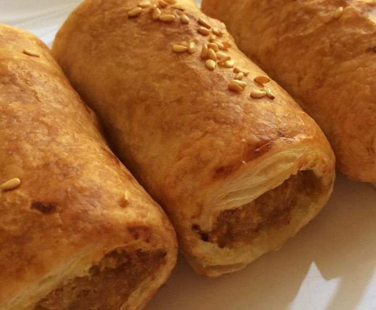 CLASSIC MEAT SAUSAGE ROLLS by Aussie TM5 Thermomixer on www.recipecommunity.com.au