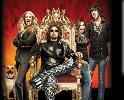 Gene Simmons Family Jewels - Fun to watch