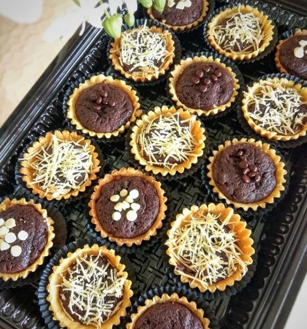 Resep Cara Membuat Pie Brownies Resep Pai Kue Resep