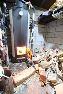 宮島工務店のスタッフブログ: 薪でお風呂