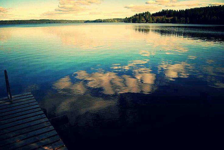 My seacret place in Kitee, Finland
