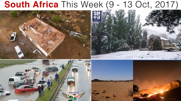 South Africa: Four (Hectic) Seasons in One Country in One Week