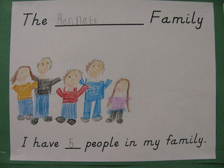family bulletin boards for preschool | ... of their family they are displayed on our family tree bulletin board