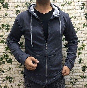 Erkek kapşonlu polar gri sweatshirt modellerini ucuz fiyatlarıyla kapıda ödeme ve taksit ile Outlet Çarşım'dan satın al.