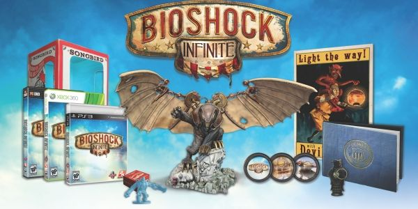 BioShock Infinite The Complete Edition available today -  BioShock Infinite: The Complete Edition is available today on Xbox 360 and PlayStation 3 platforms for $40. This version includes the core skyhook swinging adventure, along with