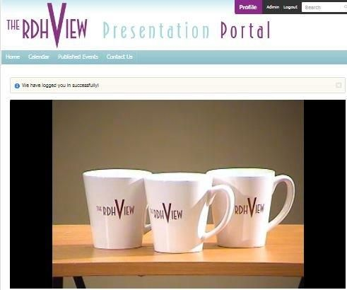 Presentation Portal