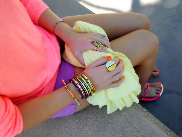summer color + shoe guide: Fashion Shoes, Neon Outfits, Girls Fashion, Cute Summer Outfits, Neon Colors, Style Guide, Girls Shoes, Summer Colors, Bright Colors