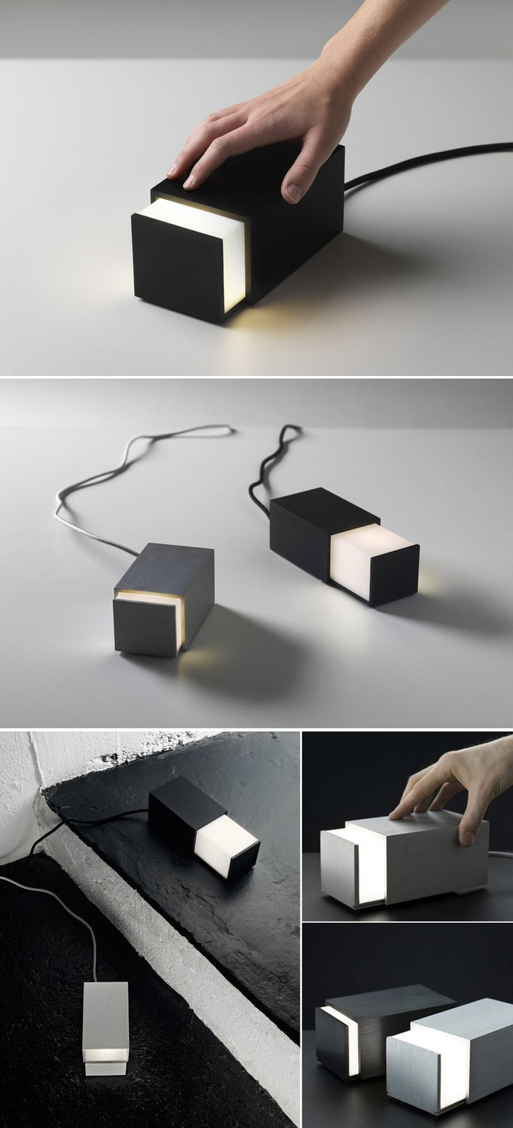 Box Light by Jonas Hakaniemi for Design House Stockholm.