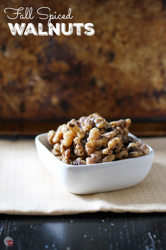 These crispy walnuts are toasted and covered with a light and crispy ...