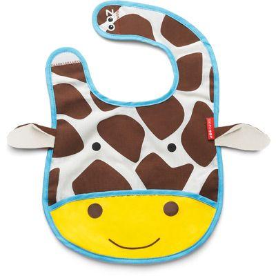 Bavoir Giraffe