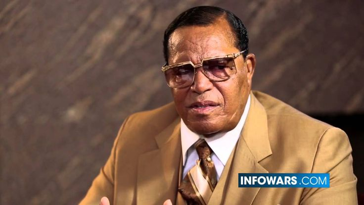 Louis Farrakhan Agrees With Donald Trump on Refugees