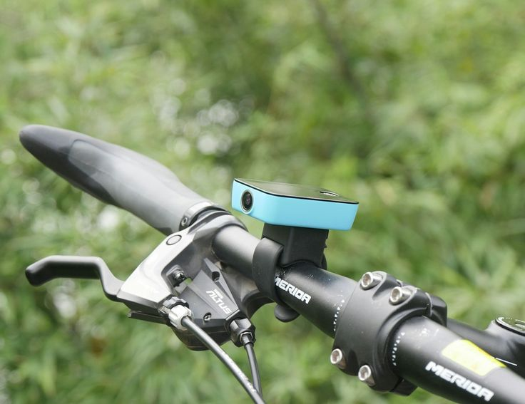 Combining the unique qualities of GoPro and Garmin, Camile #Bike Cam w/ #GPS #BikeComputer is an ideal gift for any bike adventurer.