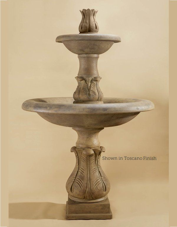 images about Classic Garden Fountains on Pinterest
