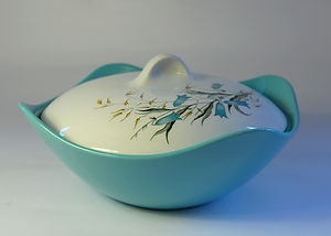 midwinter stylecraft fashion shape tureen midcentury modern vintage | eBay
