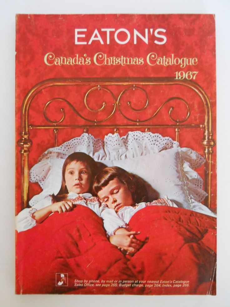 Canadian Christmas Catalogues