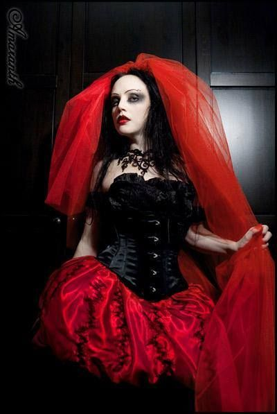 Lovely Woman Image Gothic Queen 3
