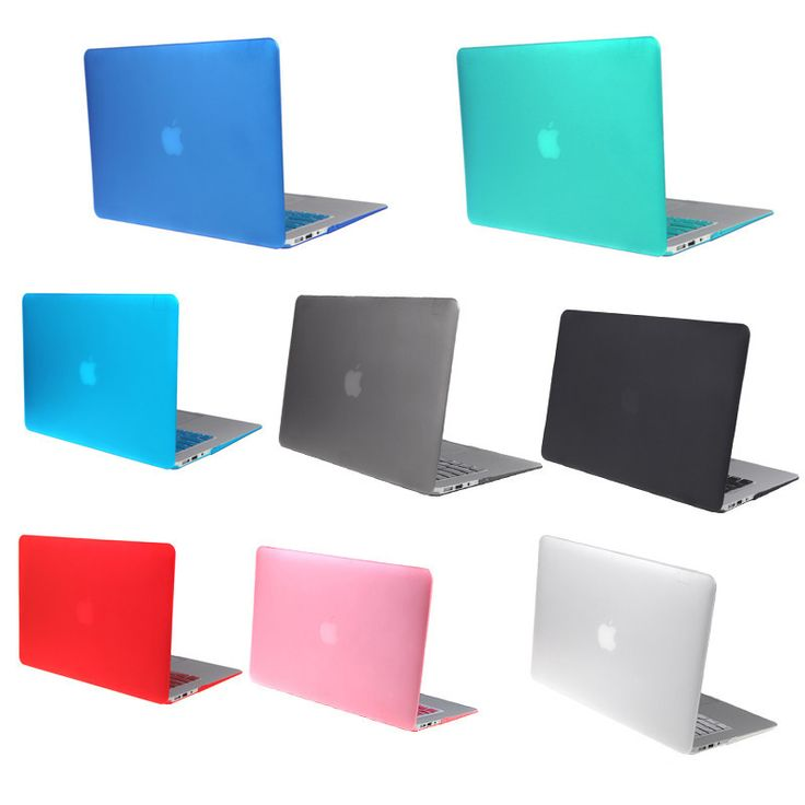 Matte Hard Shell MacBookAir Cover