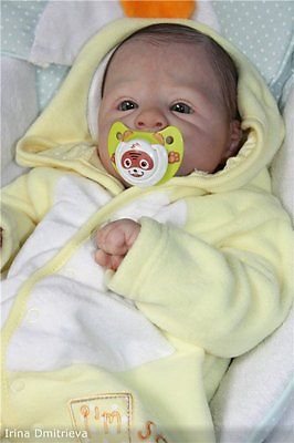 Reborn dolls Sili sold limited edition kit by Sabine Altenkirch