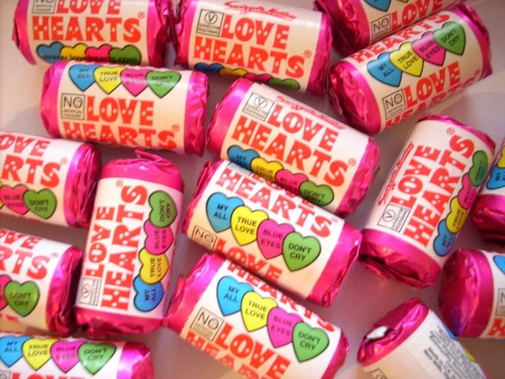 Mini Love Hearts 3kg, £16.99