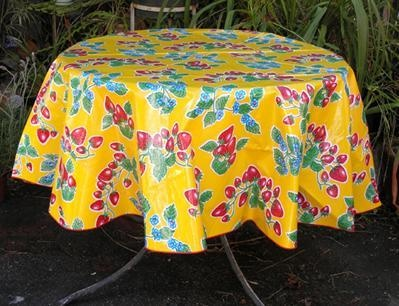 """""""Real Oilcloth"""" and How to Make It"""