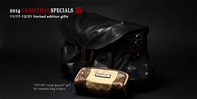 The NEW Wotancraft THOR and Ryker Brown Camera Bags!