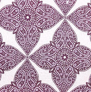 Kashmiri blossoms pattern