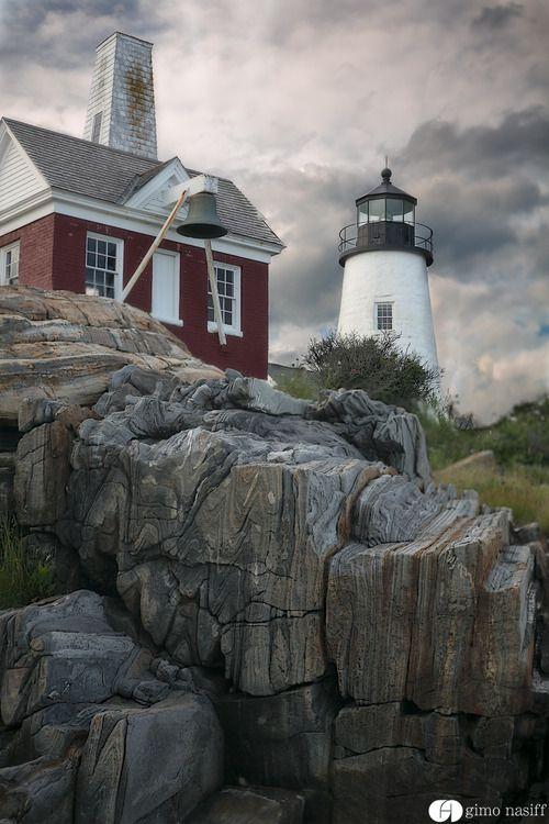 nasiff:  Pemaquid Point Lighthouse, Bristol, Maine.