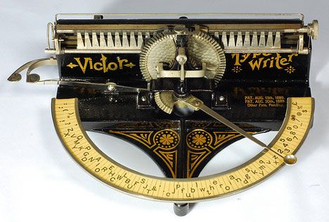 Just Your Type: 11 Gorgeous Unique Antique Typewriters   Gadgets, Science & Technology
