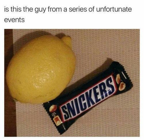 Lemony Snicket: | 23 Pictures For People Who Just Fucking Love Puns