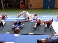 BS #Bijenveld | #Jeelo-project Omgaan met elkaar | #judoles gekregen van Kees Strooker van #judoschool Sho Shin uit Druten.