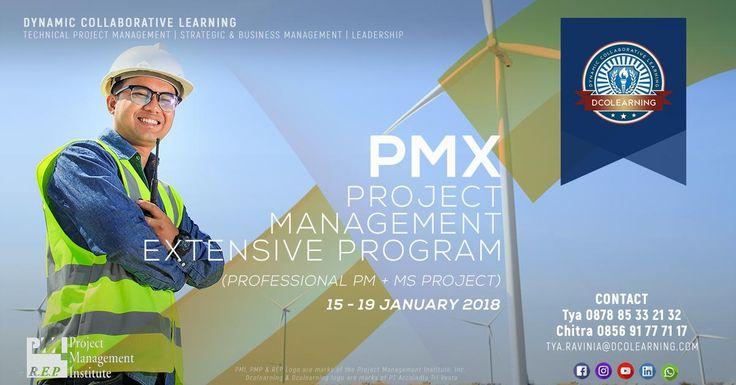 Project Management Extensive (PMX) Program Training Jakarta  #training #projectmanagementextensiveprogram #jakarta #2018