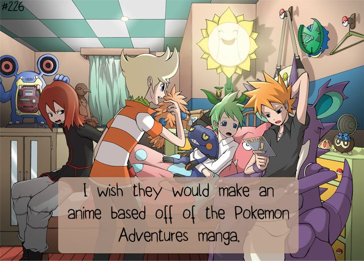 pokemon shipping confessions - Google Search